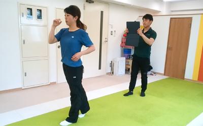 ランニングトレーニング